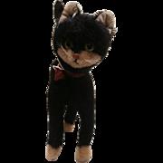 Rare Schuco Comical Bigo Bello Cat, 1960's