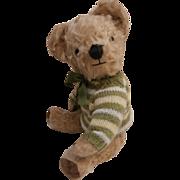 Happy, Vintage English Teddy Bear
