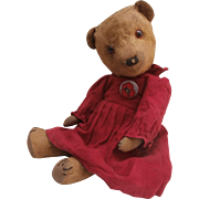 Poppy, Early Chiltern Teddy Bear