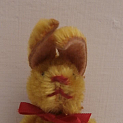 Vintage Miniature Schuco Rabbit
