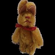 Vintage Miniature Schuco Rabbit