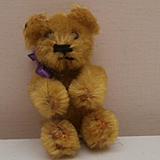 Miniature Vintage Schuco Teddy Bear