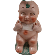 Very Rare Early  Fums Up Toby Jug, English
