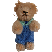 Milo, Sweet Little  Vintage Schuco Teddy Bear
