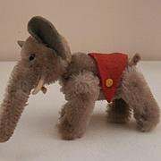Vintage Schuco Noahs Ark Series Miniature Elephant