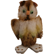 Wonderful Vintage Schuco Owl