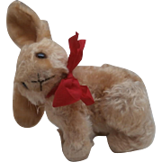 Steiff Changeable Rabbit, 1957 to 1964, No Id's