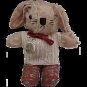Poor Old Flopsy Bunny Rabbit.