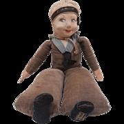 Norah Wellings Jolly Boy Sailor, SS. Falmouth, 1940's
