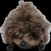 Steiff Joggi Hedgehog, 1969 to 1970, Steiff Chest Tag
