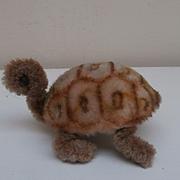Sweet Vintage Miniature Schuco Tortoise / Turtle