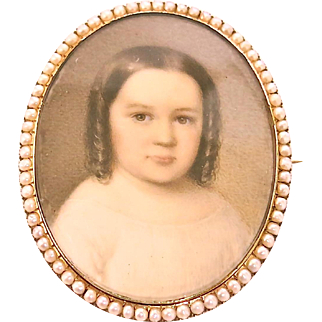 Outstanding Portrait of a Child