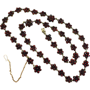 Garnets For A Sophisticated Lady