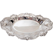 Vintage Gorham Ornate Silver Plated Tray