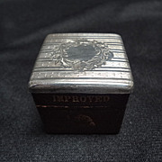 Traveling Inkwell