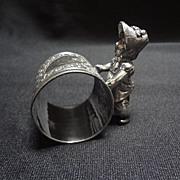 Figural Napkin Ring