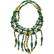 Genuine Emerald beads : Cleopatra (Emeralds!)