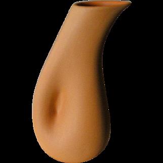 Elsa Peretti terracotta pitcher for Tiffany & Co, 1970's