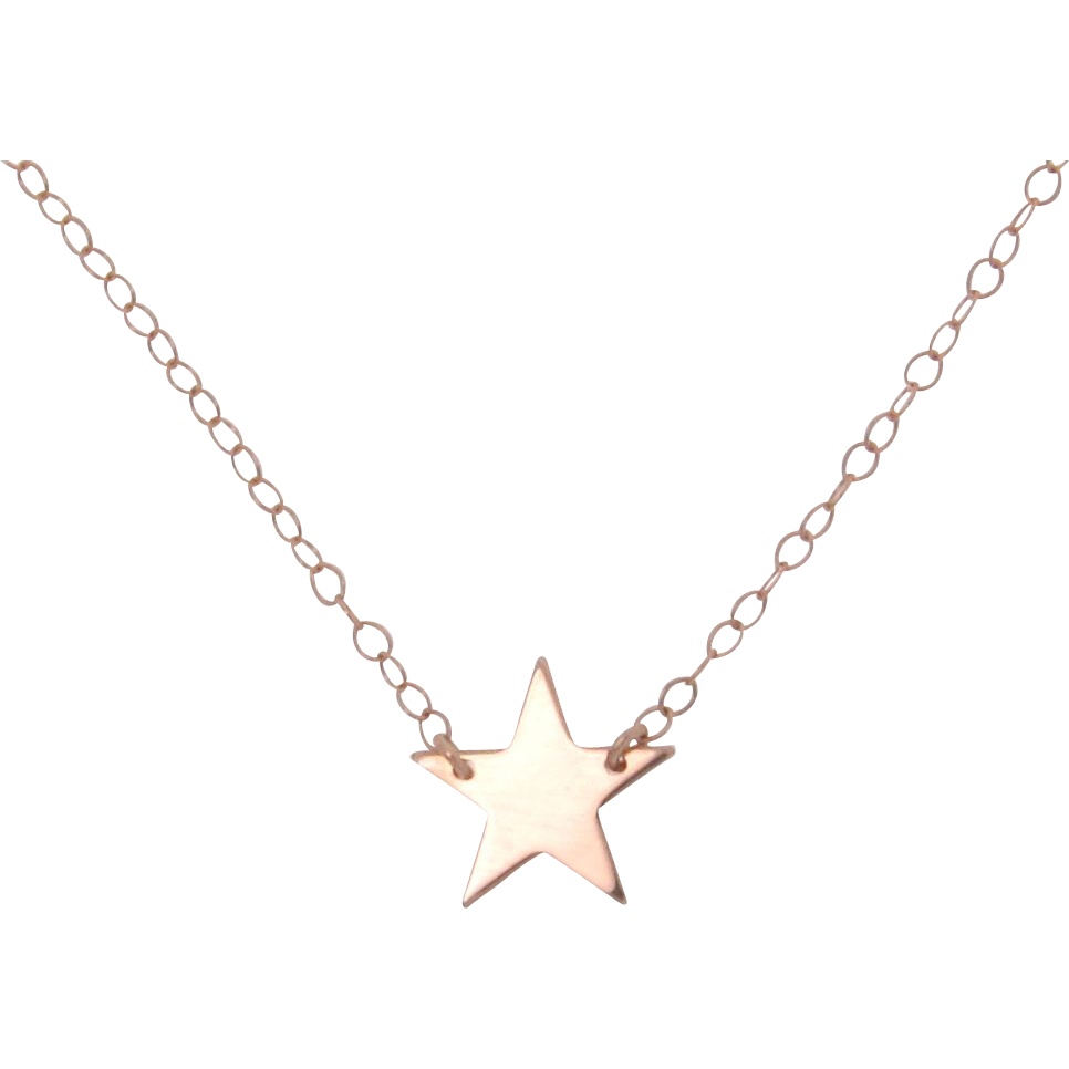 us star crescent glitter and necklace moon silver pendant tone gold
