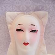 Boudoir Doll Silk Face C