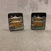 Toshikane Cuff Links Made in Japan