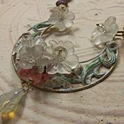 Artisan Necklace Bohemian Bridal Garden