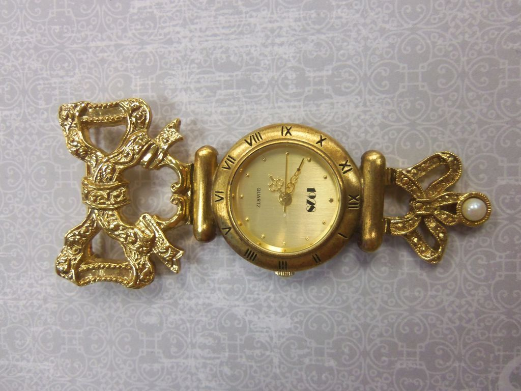 Chatelaine Watch 1928 Jewelry Company