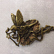 Flower Fairy Brooch JJ