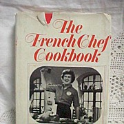 The French Chef Cookbook Julia Child 1968