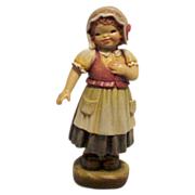 1994 Members Only Anri Sweet N Shy Figurine