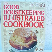 The Good Housekeeping Illustrated Cookbook 1980 First Edition