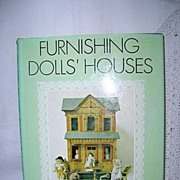 Furnishing Dolls' Houses by Audrey Johnson 1975