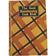 The Good Housekeeping Cook Book 1942 1st Edition