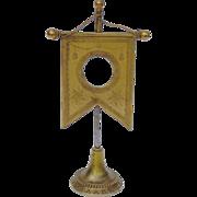 Brass Pocket Watch Holder