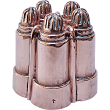 Antique English Benham Copper Mold