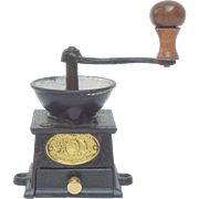 Rare English Antique Kendrick & Sons Coffee Grinder Size 000