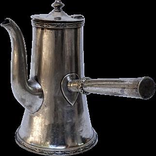 Hotel Silver Coffee Pot, Hotel Statler