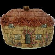 Vintage English Tea Cosy