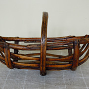 Antique English Trug
