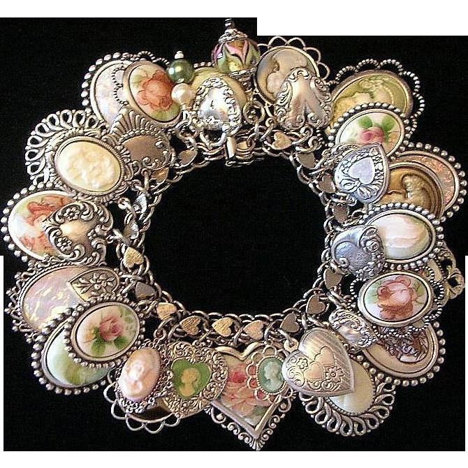 Vintage Sterling Silver Heart 110
