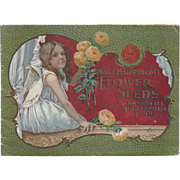 Miss C. H. Lippincott Flower Seeds Catalogue 1900