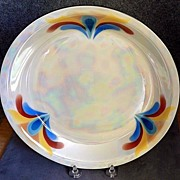Excello Czech Pie Plate, c. 1970