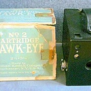 Eastman Kodak Company, Hawk-Eye Camera, Model A,  c.1920s