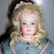 Beautiful French Fashion Doll - Jumeau