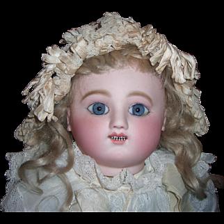 "Most Beautiful 21"" Jules Steiner Gigoteur Antique Doll 1880 - Layaway"