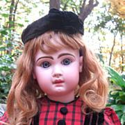 "HUGE 30"" Jumeau Antique Doll - Layaway!"