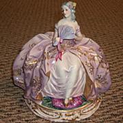 Gorgeous Cacciapuoti Italian Figurine