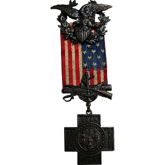 United Spanish War Veterans Medal