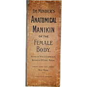 "Dr. Minder's ""Anatomical Manikin of the Female Body"" - circa1900"
