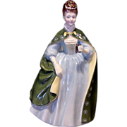 "Royal Doulton Figurine ""PREMIERE""  HN2343 ~ Signed by Artist ~ Designed By Peggy Davies 1967"
